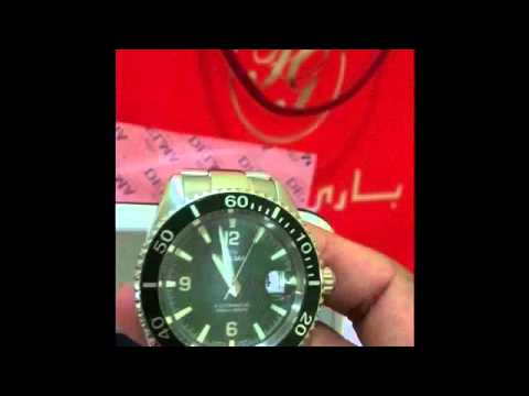 Delma Santiago Collection Automatic Divers Watch