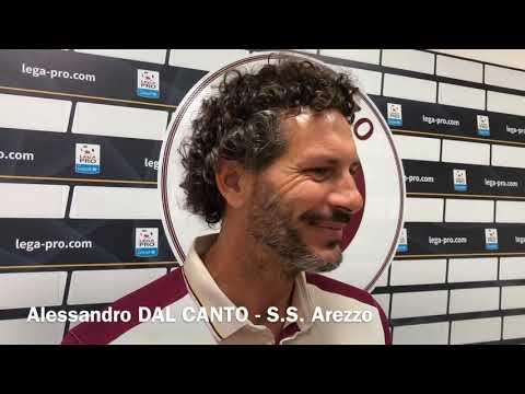 Vigilia di Pisa-Arezzo, intervista con mr Dal Canto