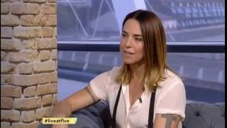 Melanie C  EXCLUSIVE New Interview New Solo Album And Spice Girls Reunion