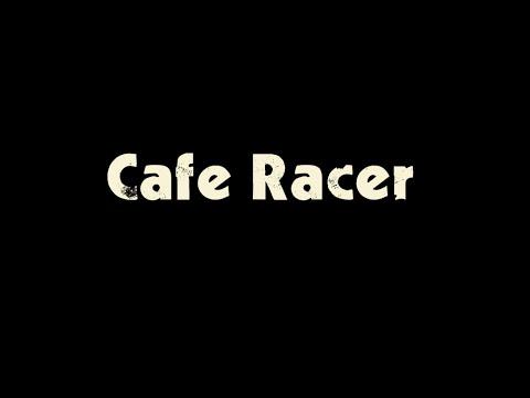 Vidéo Cafe Racer