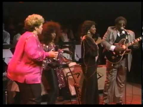 Freedom for Women Too: Chaka Khan, Gladys Knight, Etta James, BB King