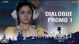Raazi | Dialogue Promo 1 | Bataunga Mein Sikhayenge Aap