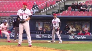 Tyler Beede - RHP, San Francisco Giants MiLB 2016