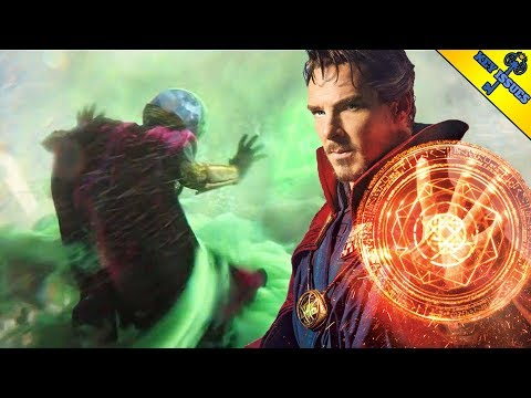 Did Mysterio Train with Doctor Strange? | Far From Home Theory