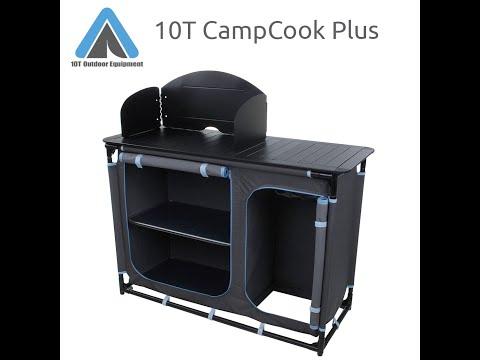 10T Campingküche CampCook PLUS