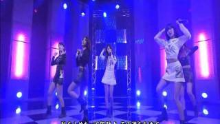 111203 // 4minute - READY GO (LIVE)