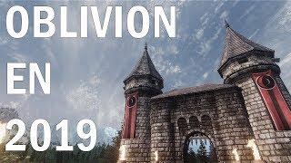 Oblivion modded in 4K