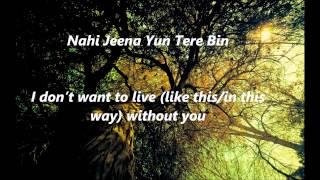Tum Todo Na  Sunidhi Chauhan