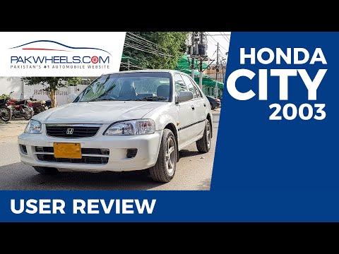 Honda city 2003 | User Review | PakWheels