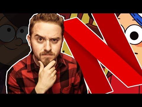Alex Hirsch Has Signed a Netflix Deal - смотреть онлайн на