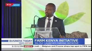 Standard group plc has introduced the farm Kenya initiative