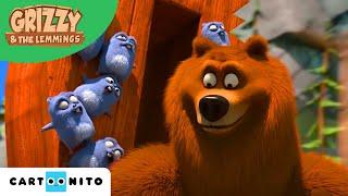 Grizzy și lemingii   Bun la bricolaj   Boomerang