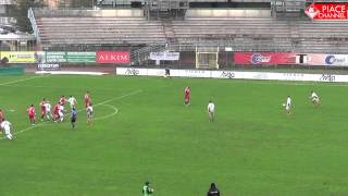 preview picture of video 'Piacenza Calcio 1919 - Thermal Abano : 3 - 2'