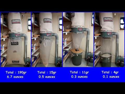 Quatre méthodes de séparation de poussière sur dépoussiéreur simple stage