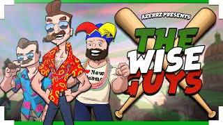 The Wise Guys Ep.1 - Mardi Gras Madness! (MW Voice Troll)