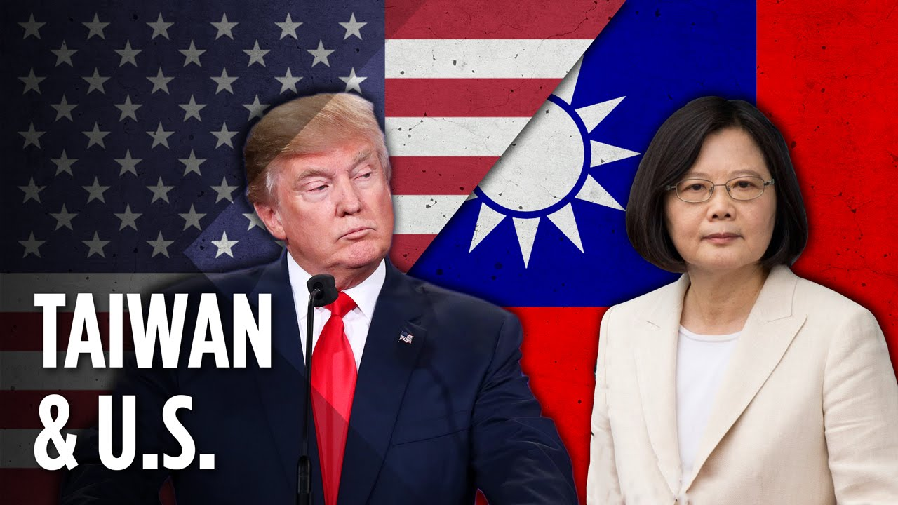 Could The U.S. Break Up With China Over Taiwan? thumbnail