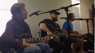 John Fogerty w/ Zac Brown Band - Bad Moon Rising (rehearsal)
