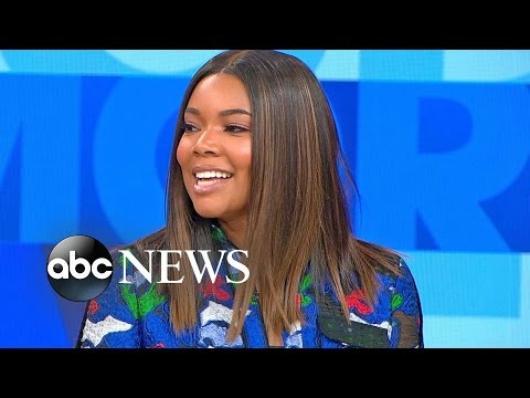 Gabrielle Union Interview on 'Being Mary Jane'