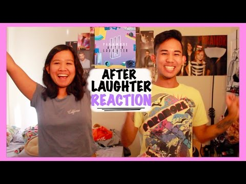 Paramore After Laughter Reactions
