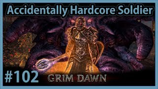 Ancient Grove & Malmouth Sewers - #22 - Hardcore Death Knight - Grim