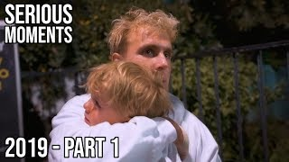 Jake Paul and Team 10 Serious Moments 2019 - Part 1 (Arguments, Fights, Trash Talking)