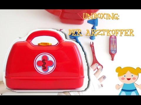 Unboxing: Arztkoffer