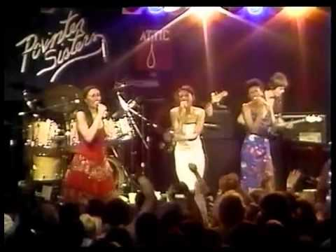 """He's So Shy""-Pointer Sisters Live At The Attic 1991"