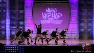 A-TEAM (Philippines) 2012 World Hip Hop Dance Championship