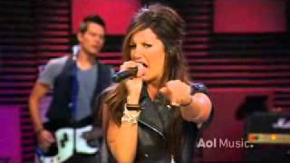 It's Alright, It's OK - Ashley Tisdale [Live] AOL Sessions HQ