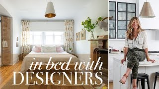 See This Designers Boho-Style Bedroom