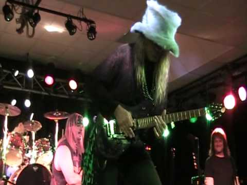 """Poison Tribute covering """"Something To Believe In"""" and """"Star Spangled Banner"""" by Matt Forsythe.MOD"""