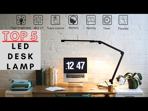 Best Led Desk Lamp With Eye Protection