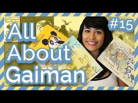 ALL ABOUT GAIMAN: #15# A Menina Iluminada + O Alfabeto Perigoso + O dia de Chu All About That Book