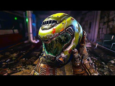 Doom Eternal Gameplay Demo