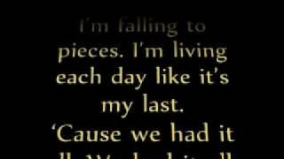 Just Surrender- On My Own (lyrics)