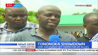 Showdown looms tomorrow in Mombasa, 3rd BBI rally set for Tononoka Grounds