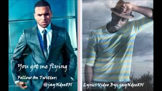 """Chris Brown Ft. Andre Merritt - """"Flying Solo"""" (Lyrics Video By: jayNdee831)"""