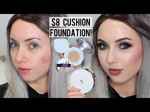 Missha M Magic Cushion Foundation #21 | FIRST IMPRESSION REVIEW & DEMO Mp3