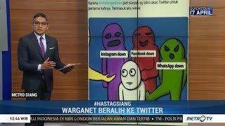 Tumbangnya Facebook, Whatsapp Dan Instagram Buat Warganet Heboh