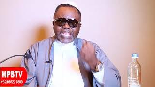 Prophetie choc-Apres Esther Baye-Prophete Elie Nzeza -Le Congo est le véritable Israël