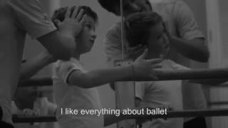 """STAGES, becoming a professional ballet dancer"" TEASER"