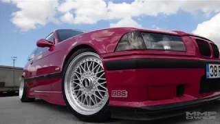 MMPower BMW E36 320i (FashionRot) Project Short Video