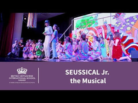 Seussical Jr. - The Musical