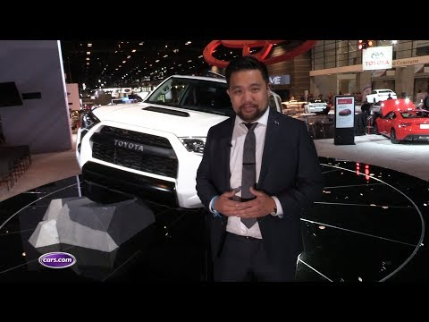 2019 Toyota 4Runner TRD Pro: First Look — Cars.com