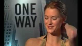 Lauren Lee Smith - One Way Interview Part 2