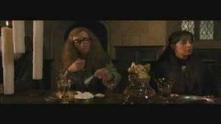 Орден Феникса, Гарри Поттер и Орден Феникса вырезанная сцена Трелони
