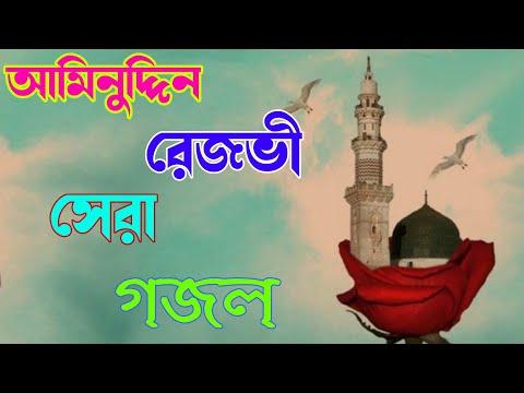 মাওঃ আমিনুদ্দিন রেজভী সাহেবের সেরা নতুন গজল - maulana aminuddin rezbi Sera Video notun gojol mp3