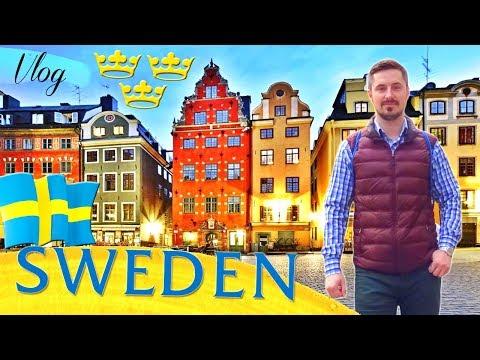 СТОКГОЛЬМ☀ШВЕЦИЯ 🌟 Полный Øбзор Города За 1 День (Stockholm, Sweden)