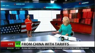 US Tariff Battle With China Hits New Low Point