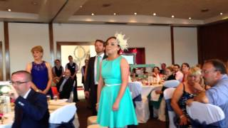 Seasons of Love Wedding Flashmob